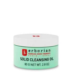 Erborian solid cleansing oil bálsamo desmaquilhante 80g